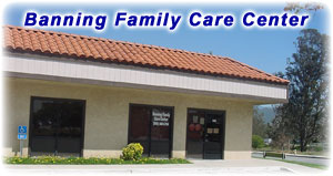 Banning Family Care Center